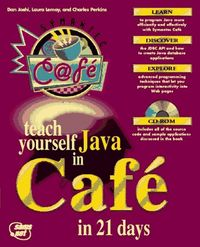 Teach yourself java cafe