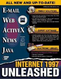Internet 1997 unleahed