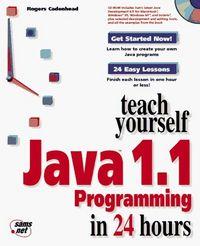 Teach yourself java 1.1 programming 24