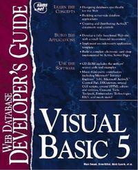 Web database developers g.v.basic 5