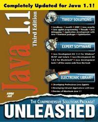 Java 1.1 unleashed b/cd