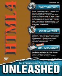 Html 4 unleashed b/cd