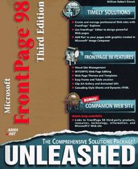 Microsoft frontpage 98 unleashed 3/ed