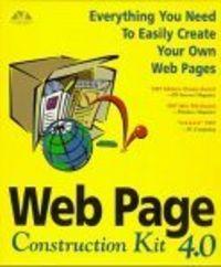Web page construction kit