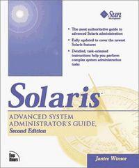 Solaris advanced system administ.g.2/e