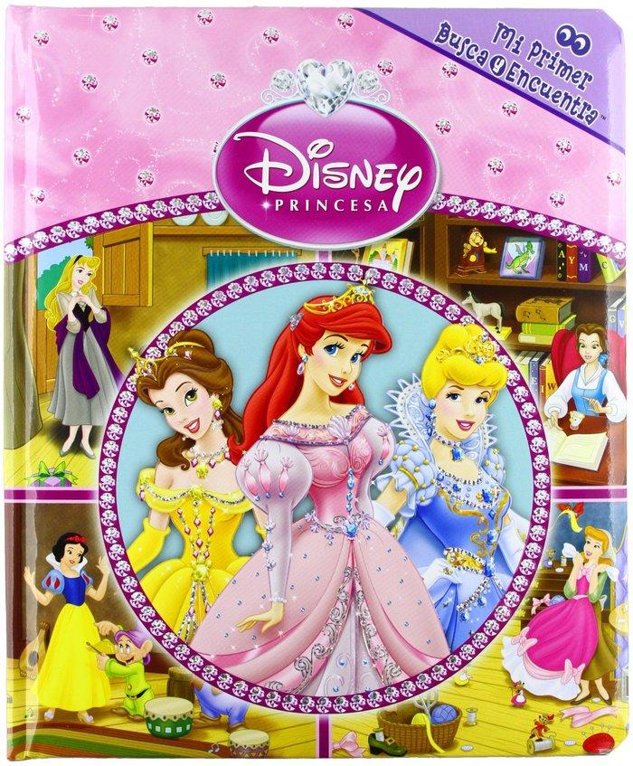 Princesas - mi primer busca y encuentra & rompecab