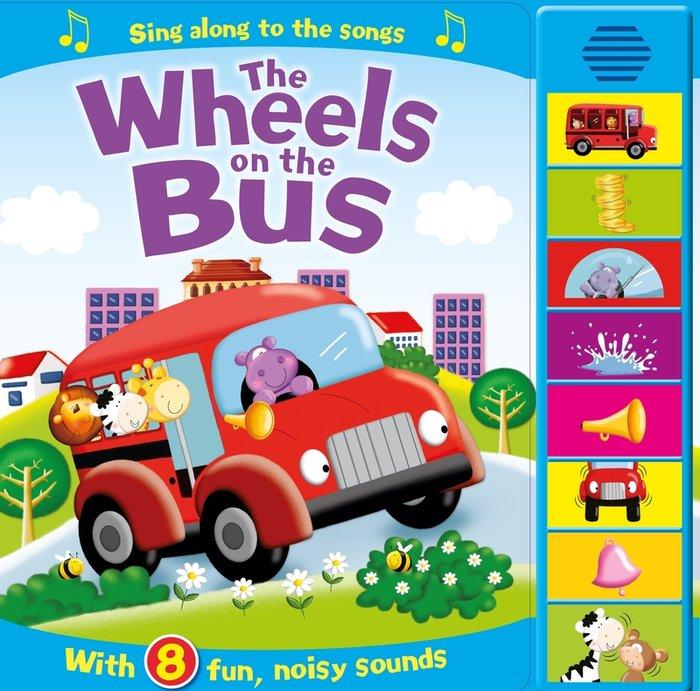 The wheels on the bus edicion 2021