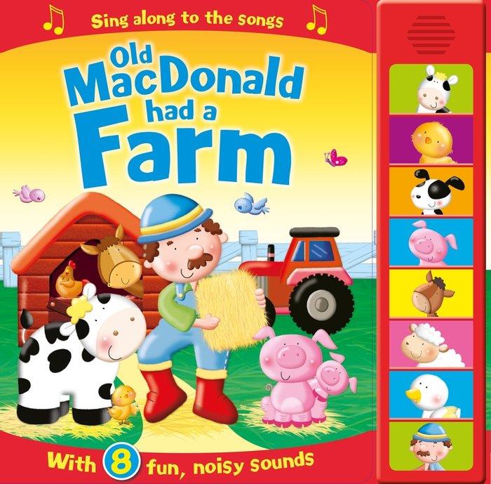 Old macdonald had a farm edicion 2021