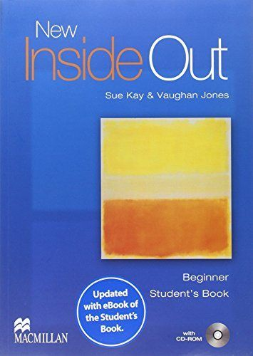 New inside out beginner sb (ebook) pk 16