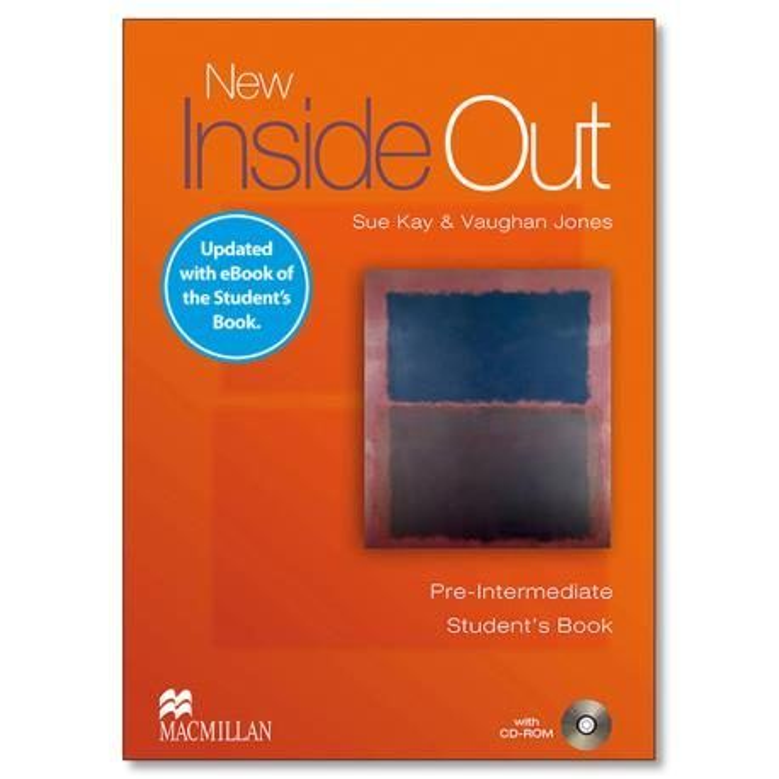 New inside out pre-intermed sb(ebook)pk 16