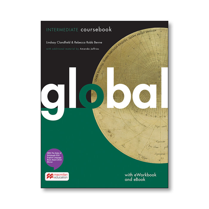 Global intermediate sb+wb(ebook)pack 17