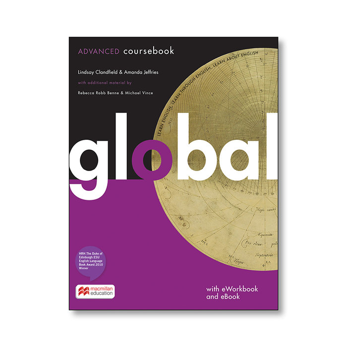 Global advanced sb+wb(ebook)pack 17
