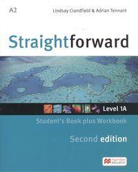 Straightforward a2 st+wb pk 16 (split)
