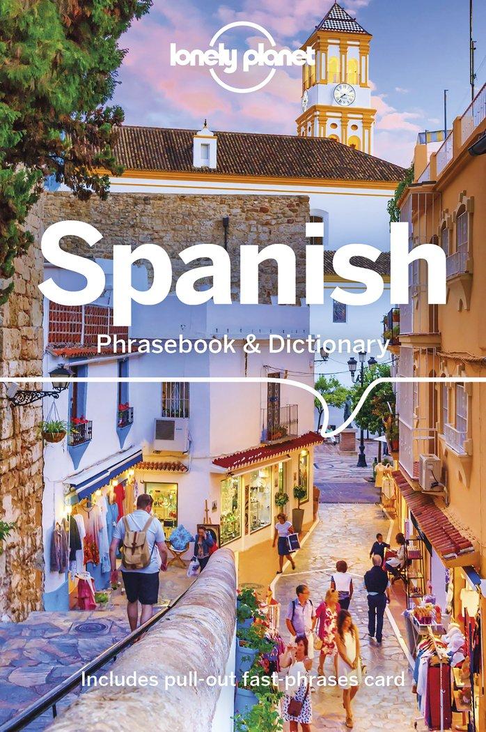 Spanish phrasebook & dictionary 8