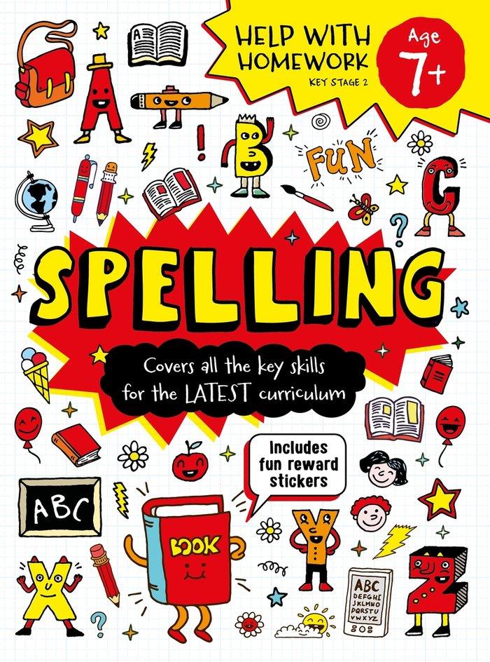 Spelling age 7 ingles
