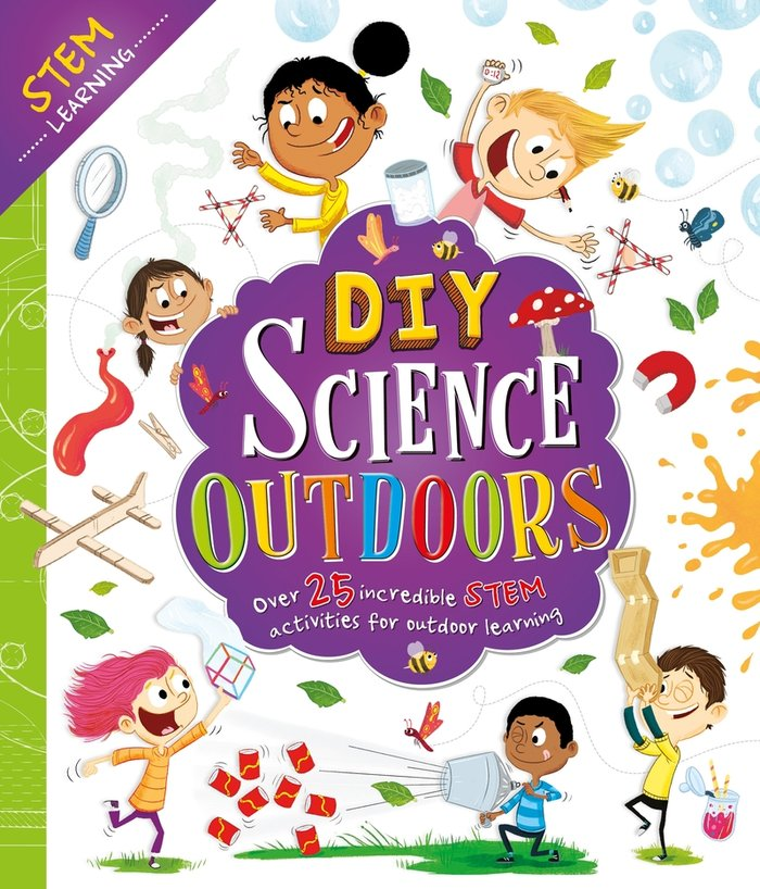 Diy science outdoors