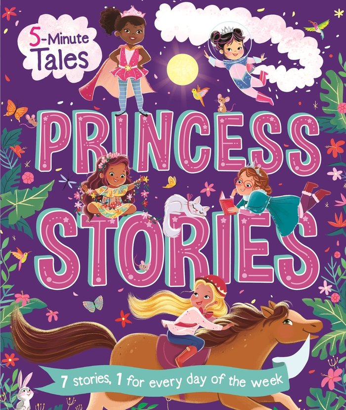 Princess stories young story time 4