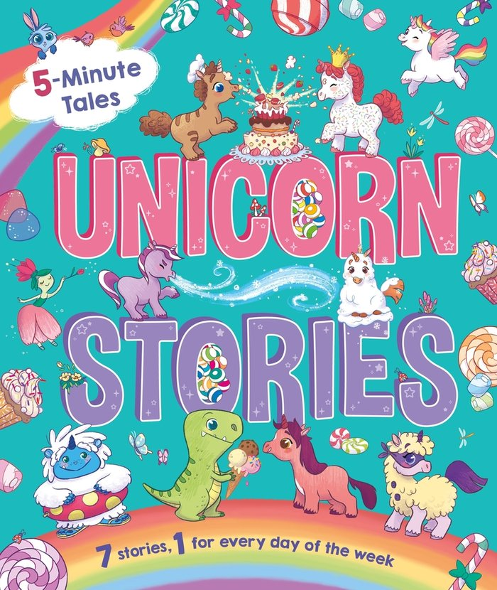 Unicorn stories young story time 4