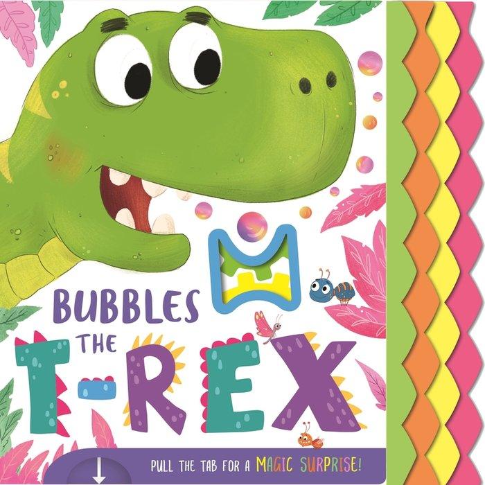 Bubbles the t rex magic mechs