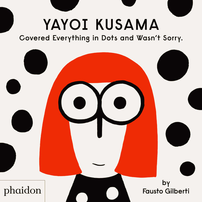 Yayoi kusama covered everything in dots and wasnÝt sorry
