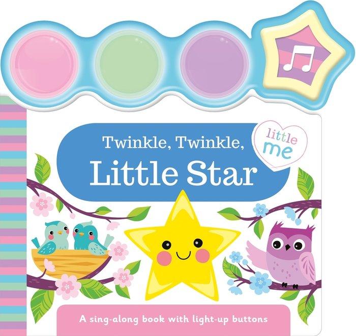Twinkle twinkle little star little me ligh