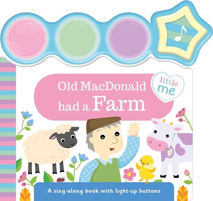 Old macdonald had a farm little me light up sounds
