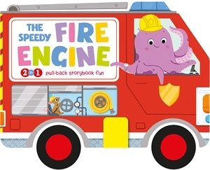 The speedy fire engine