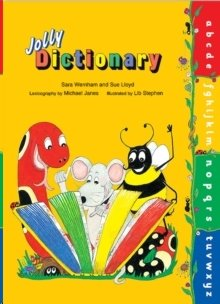 Jolly dictionary o.varias