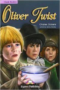 Oliver twist set with+cd