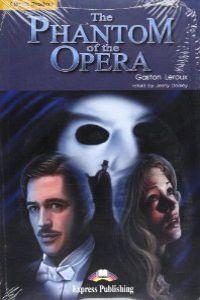 Phantom opera+cd