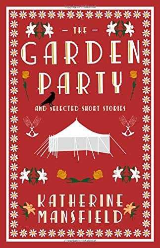 Garden party and other stories,the