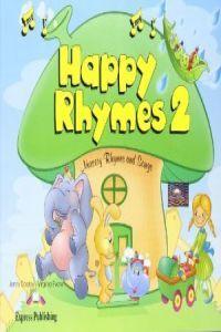 Happy rhymes 2 st (pack 2) 5años 12