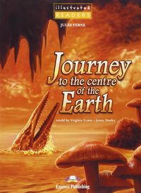 Journey to the centre of the earth cd&dvd ilustrado