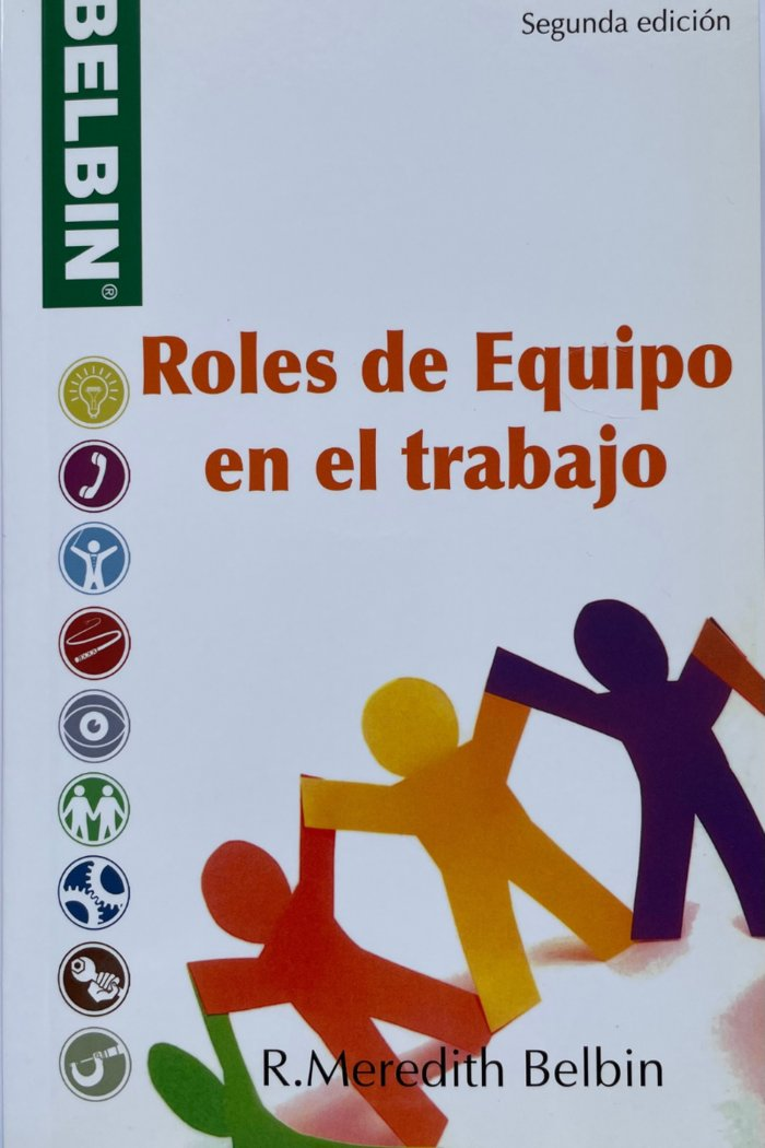 Roles de equipo en el trabajo