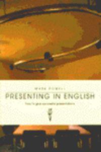 Presenting in english interm/upper ltp