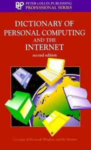 Dict.personal computing and internet 2ª