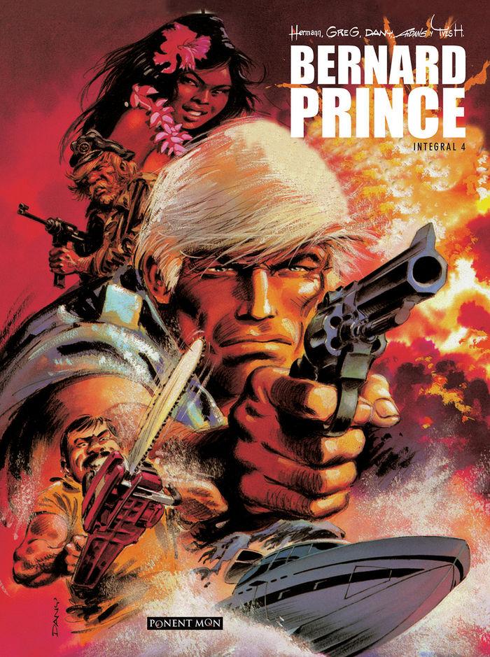 Bernard prince integral 4