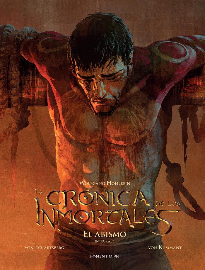 Cronica de los inmortales integral 1 el abismo,la