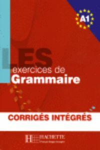 Exercices de grammaire niv.a1 corriges unte.
