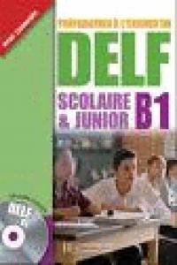 Delf b1 alum+cd junior