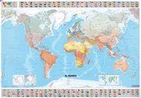 Mapa tubo el mundo (español)
