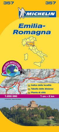 Mapa local emilia romagna
