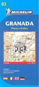 Plano e indice granada 83