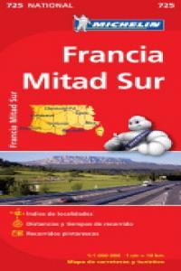 Francia mitad sur 725 2012