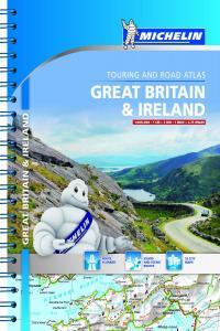Atlas carreteras gran bretaña/irlanda 2019