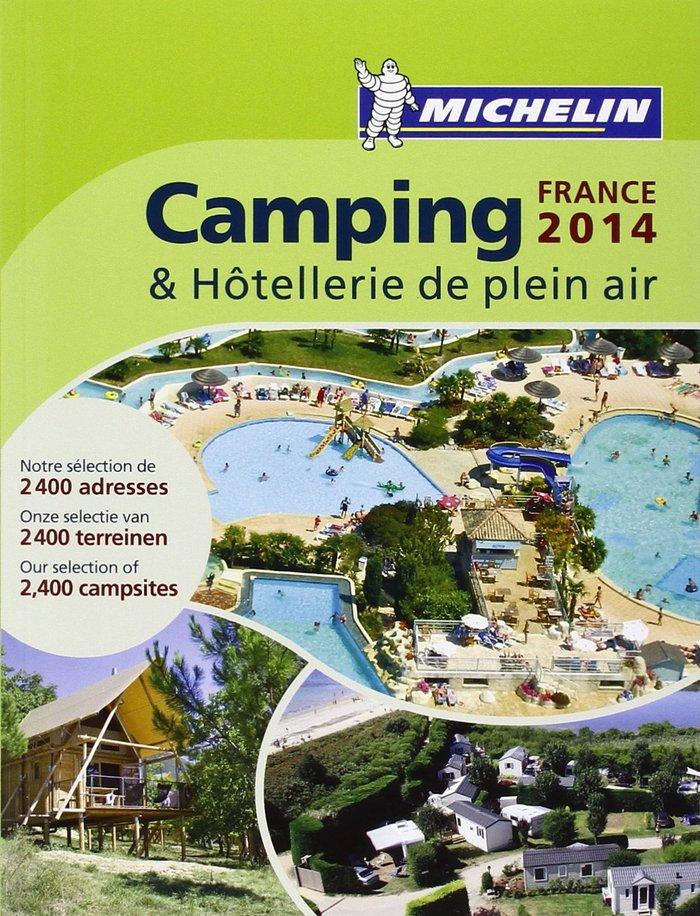 Camping & hotellerie de plein air france 2014