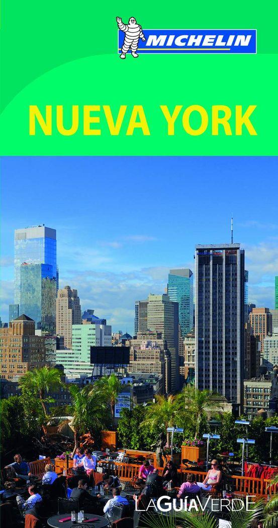 Guia verde nueva york,la