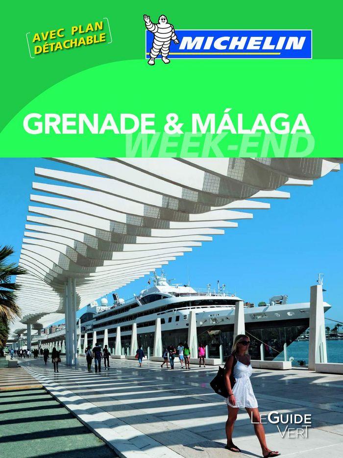 Le guide vert week-end grenade, malaga