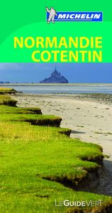 Guide vert normandie cotentin 2015