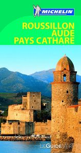 Le guide vert roussillon pays cathare 619 2015